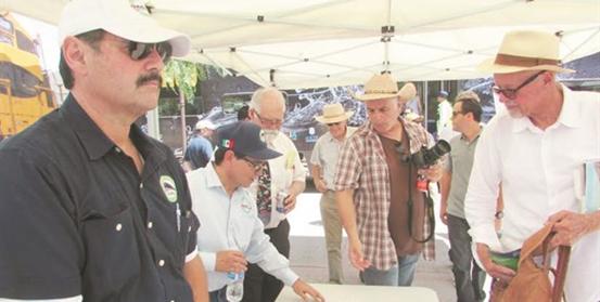 Buscan mejorar la vía férrea de Tijuana-Tecate