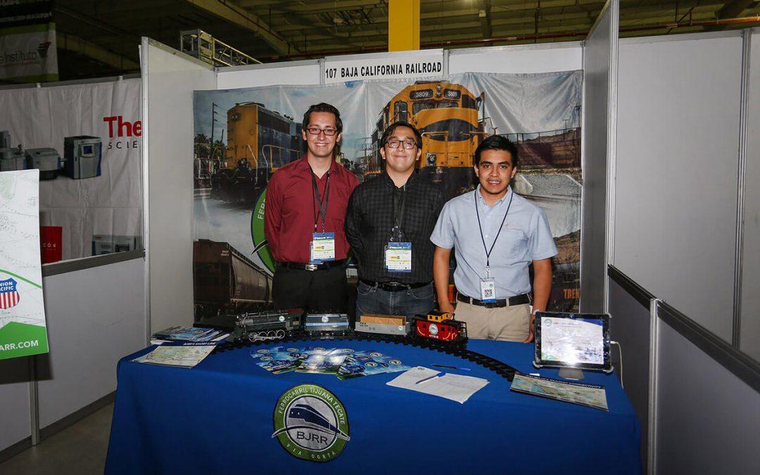 Baja California Railroad se hizo presente en la 10ma edición de BAJAMAK