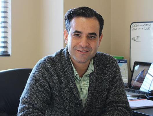 Lic. Jorge Izquierdo