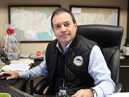 Lic. Roberto Romandía
