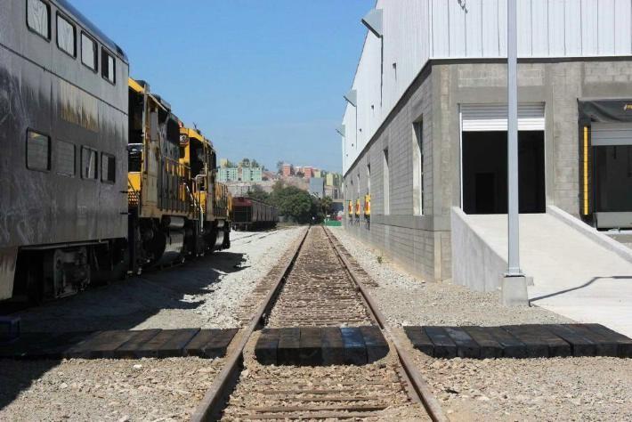 Ferrocarril facilita el transporte desde Canadá y EU hacia Tijuana