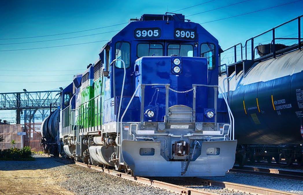 Moderniza Baja California Railroad locomotoras de la vía corta
