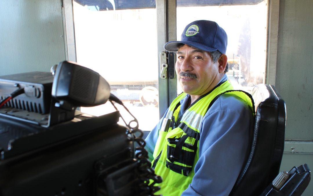 Perspectivas de la industria ferroviaria: Maquinistas de Baja California Railroad