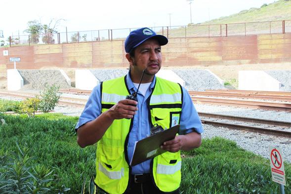 Funcionamiento operativo para el traslado de mercancía en la vía corta Tijuana-Tecate