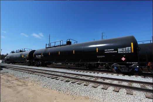 Z-Gas aprovecha y goza de los beneficios del ferrocarril en Baja California