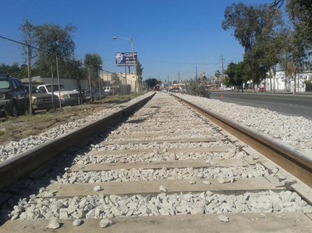 El cuidado de las vías férreas es responsabilidad de todos
