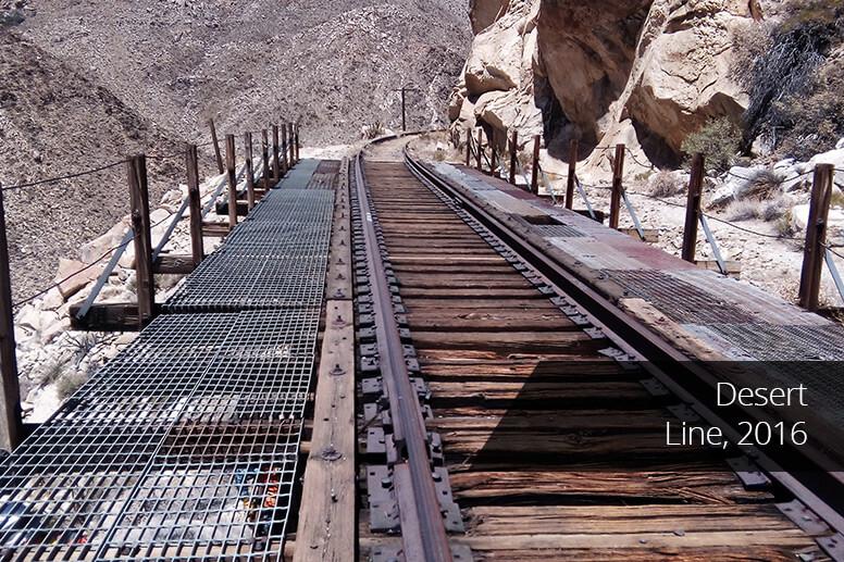 Desert Line 2016