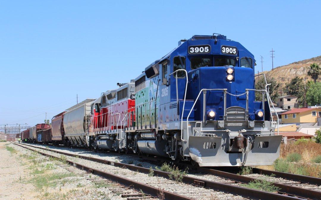 Cultura Ferroviaria en Tijuana