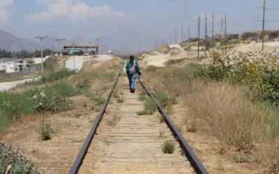 Baja California Railroad inspecciona  diariamente la Vía Corta Tijuana-Tecate