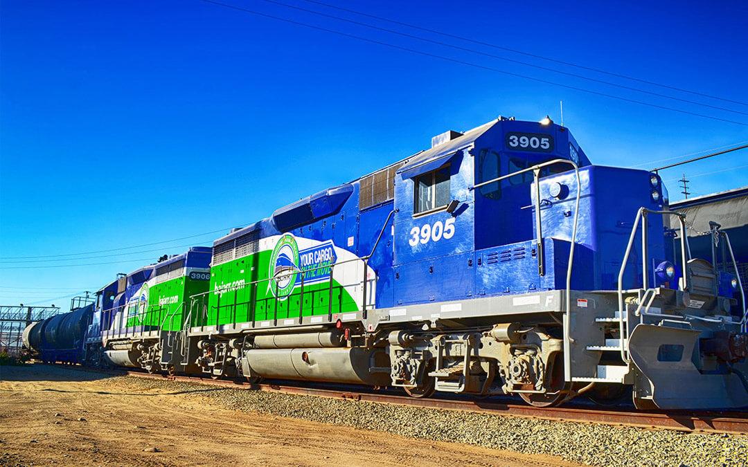 ¿Cómo fue en 2017 el comportamiento de operaciones del ferrocarril Tijuana-Tecate?