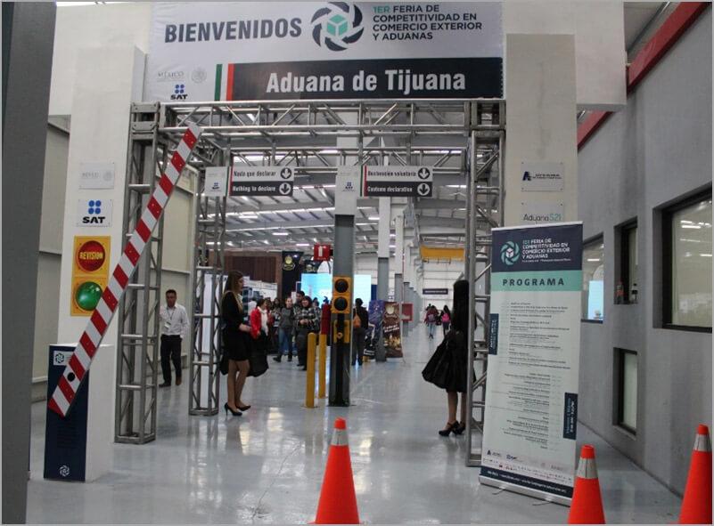 Baja California Railroad Participa en la Primera Feria de Competitividad en Comercio Exterior y Aduanas