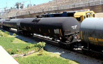 Consigue BJRR transportar diésel a Baja California vía ferrocarril