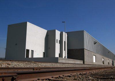 Patio de Nueva Estación García
