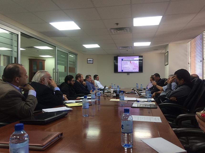 Oportunidades en sector logístico en Ensenada-Tijuana sesiona Clúster Logístico