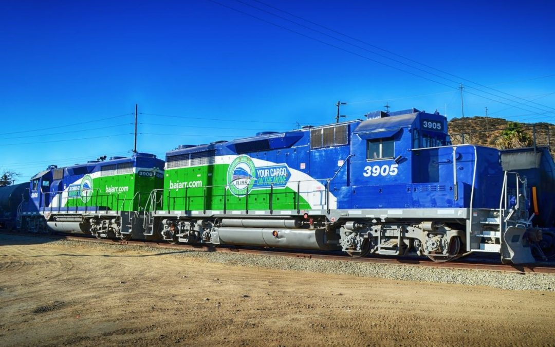 Se integra Baja California Railroad a Comisión de Infraestructura del CDT