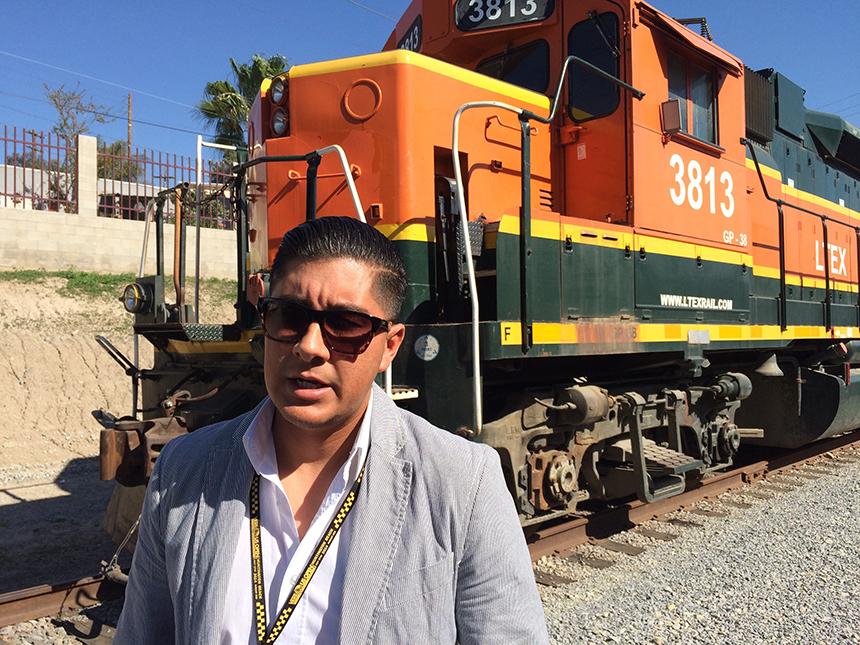 Ferrocarril Tijuana-Tecate emprende campaña intensa de seguridad y limpieza