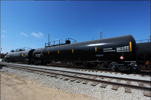 Z-Gas leverages the benefits of the railway in Baja California