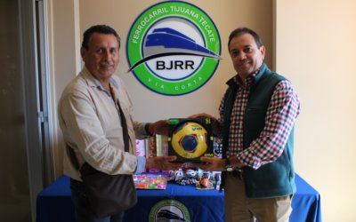 BJRR supports Community Dining Room on Children's Day