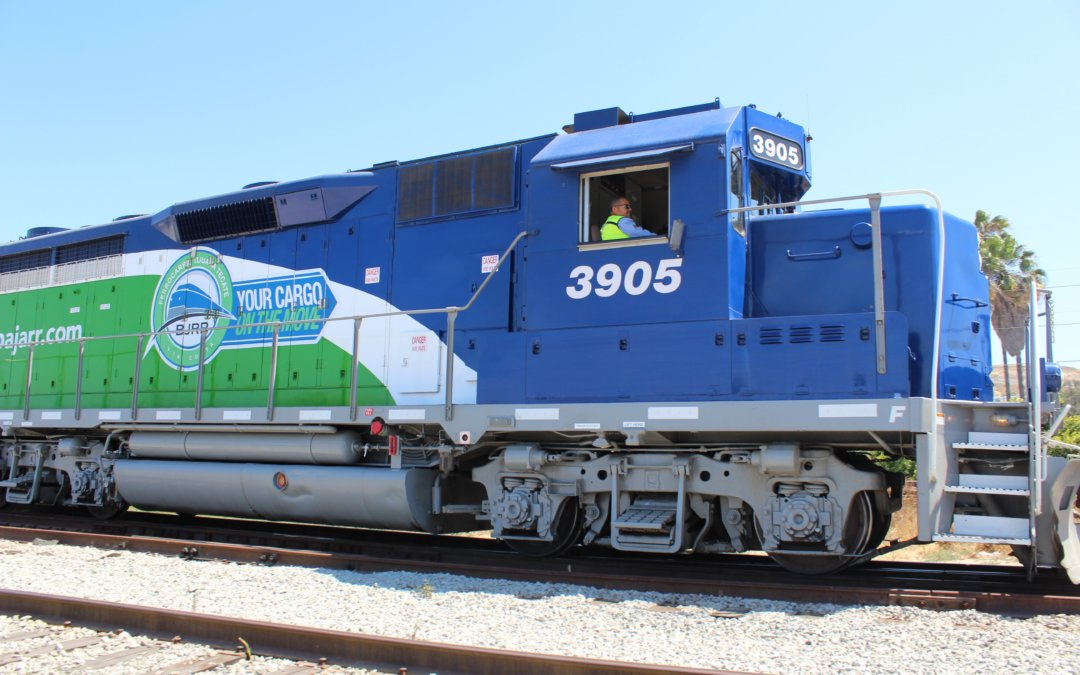 Baja California Railroad (BJRR) Initiates OEA Certification