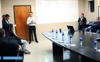 Estudiantes de UABC Constatan Operatividad del Ferrocarril Tijuana-Tecate